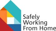 Safely WFH Logo